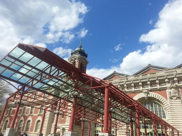 Entrance, Ellis Island