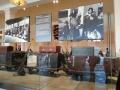 Luggage display, Ellis Island