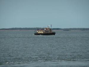 Survey Ship, Delaware Bay