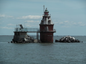 Ship John Light, Delaware Bay