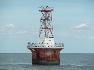 Brandywine Shoal Light, Delaware Bay