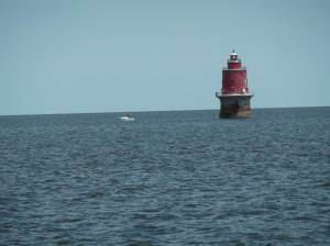 Miah Maull Shoal Light, Delaware Bay