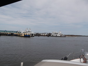 Cape May Ferry terminal