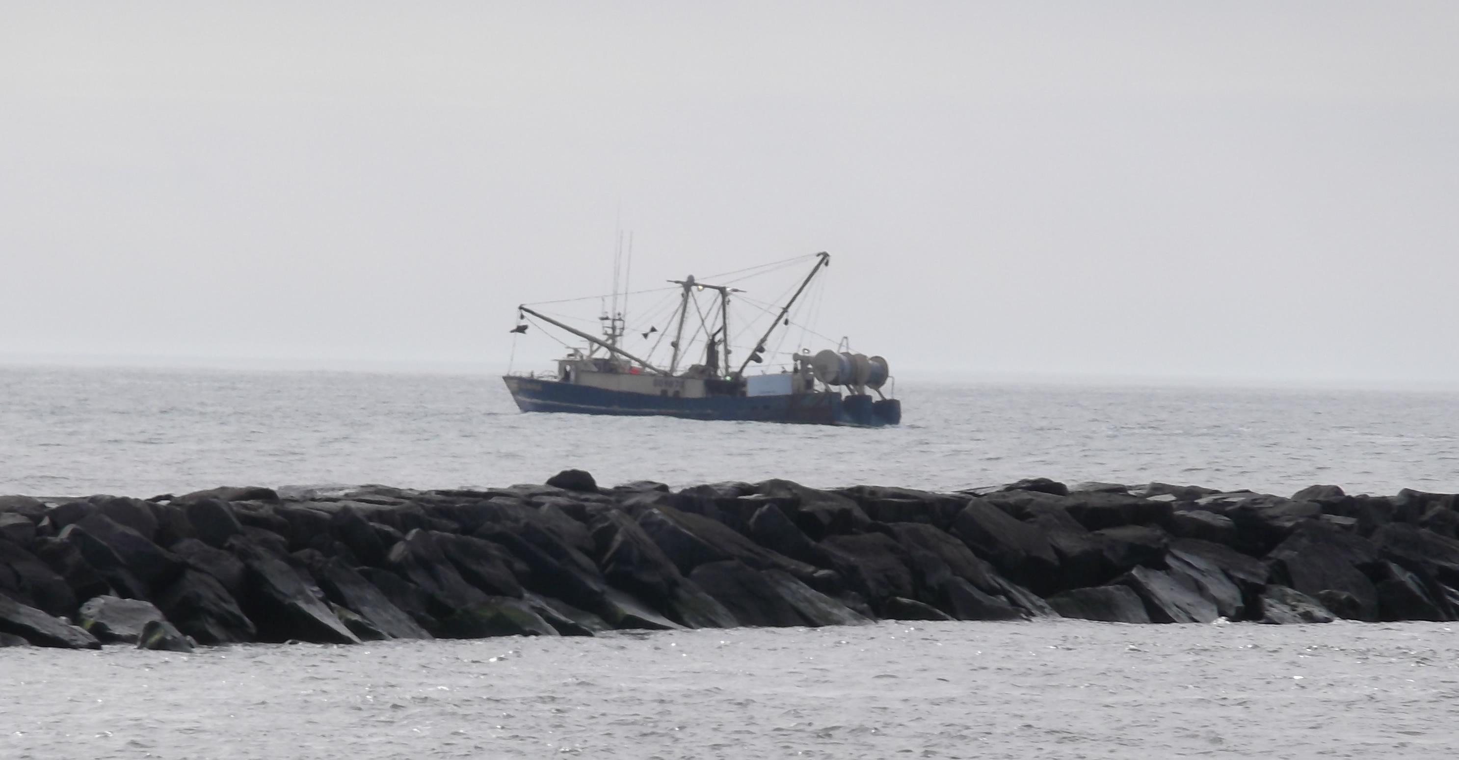 Atlantic city to manasquan nj quo vadimus for Fishing boats nj