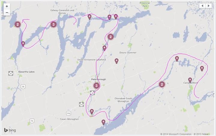 Fenelon-map